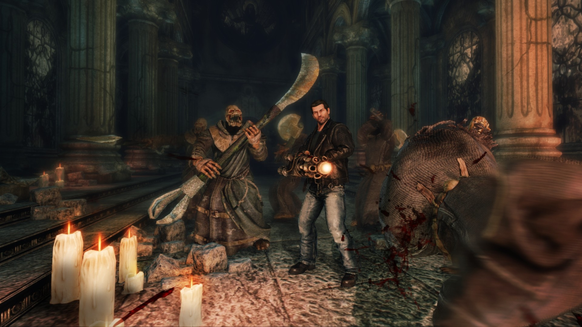 painkiller hell and damnation review