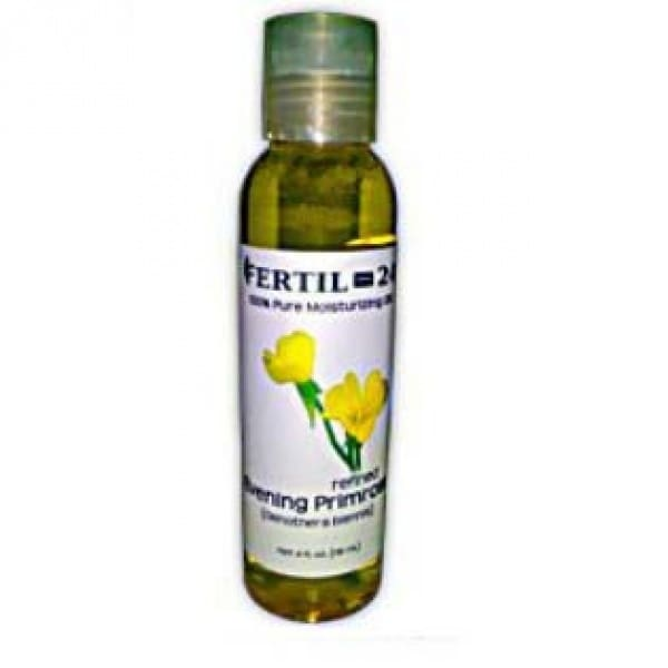 evening primrose oil reviews for fertility