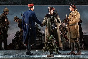 all is calm the christmas truce of 1914 reviews