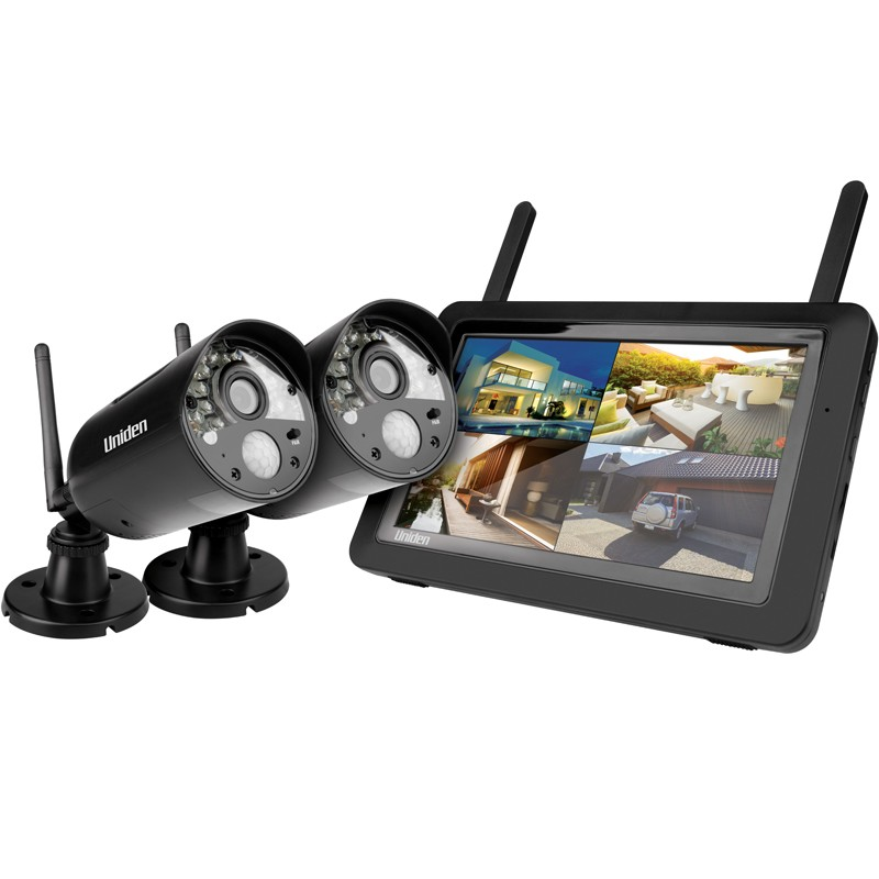 uniden guardian wireless video surveillance system reviews