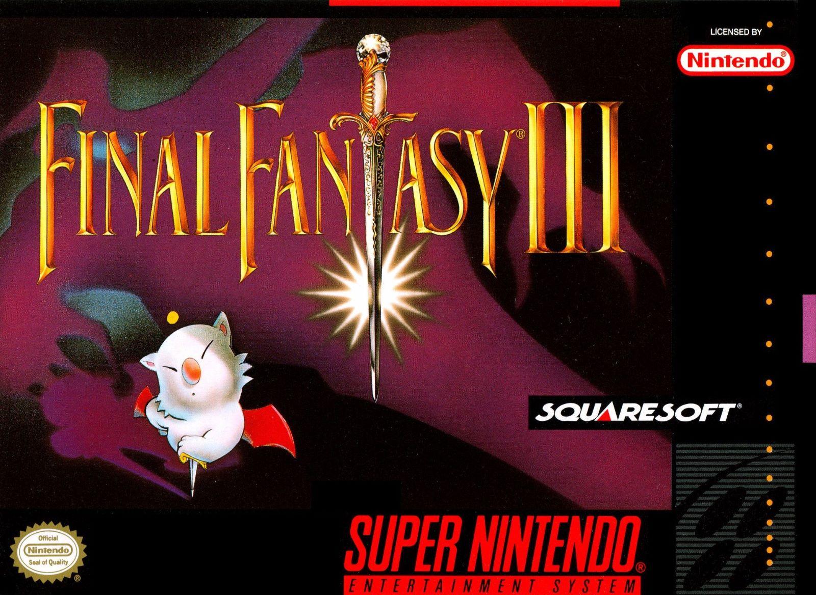 final fantasy 3 snes review