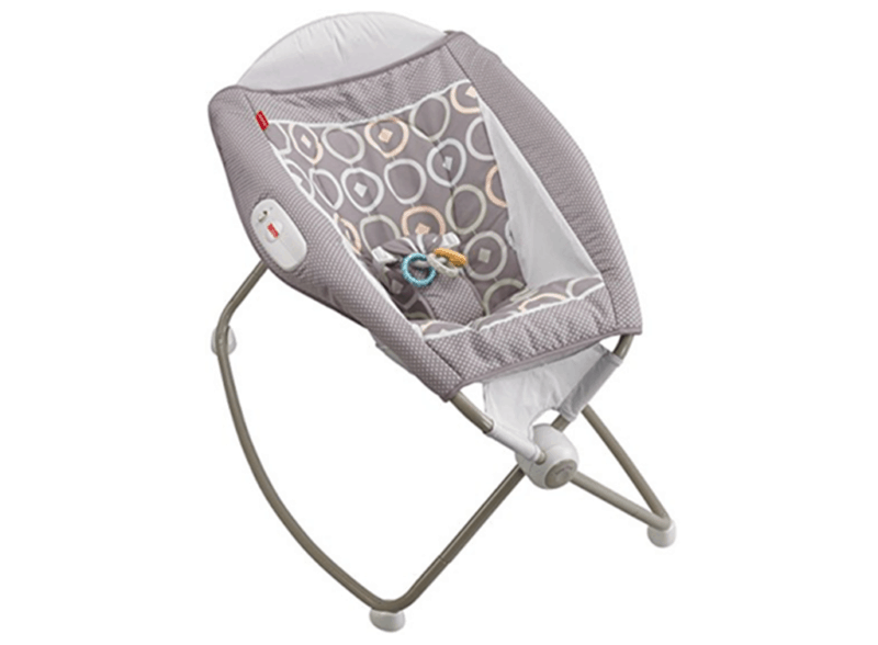 fisher price rock and play reviews