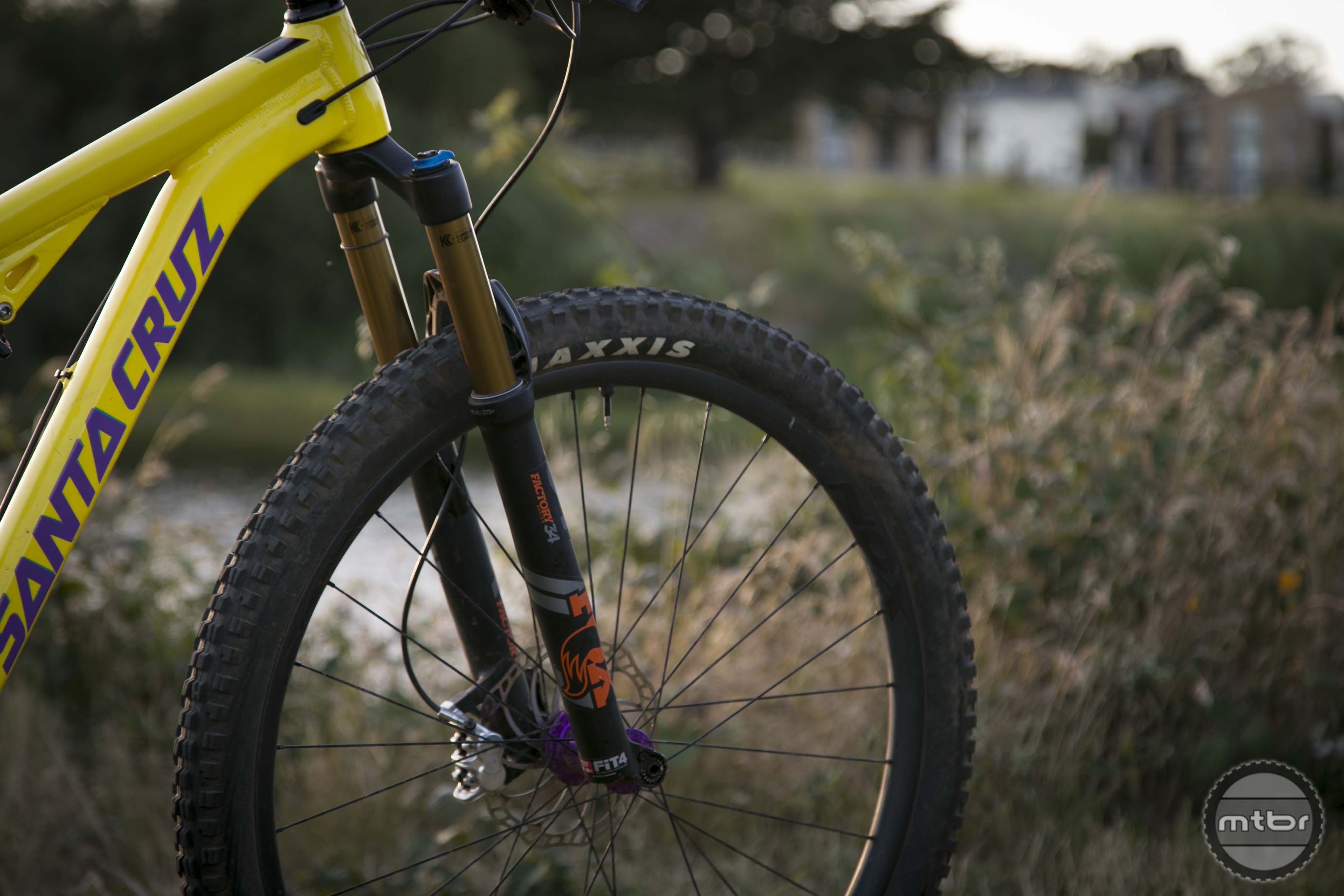 fox 34 float 27.5 review