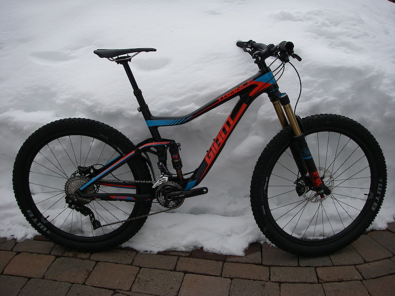 giant trance advanced 1 2016 review
