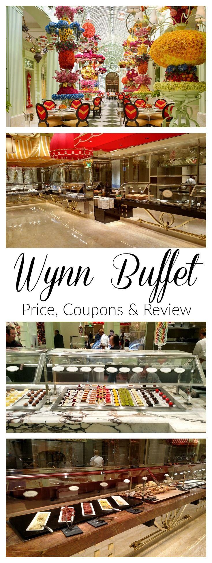 las vegas buffet reviews 2017