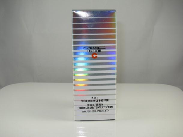 mac lightful c serum review