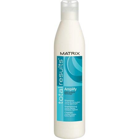 matrix total results amplify volume shampoo reviews