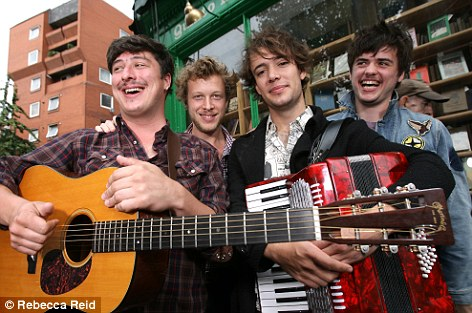 mumford and sons babel review