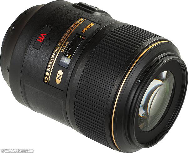 nikon 18 105 lens review ken rockwell