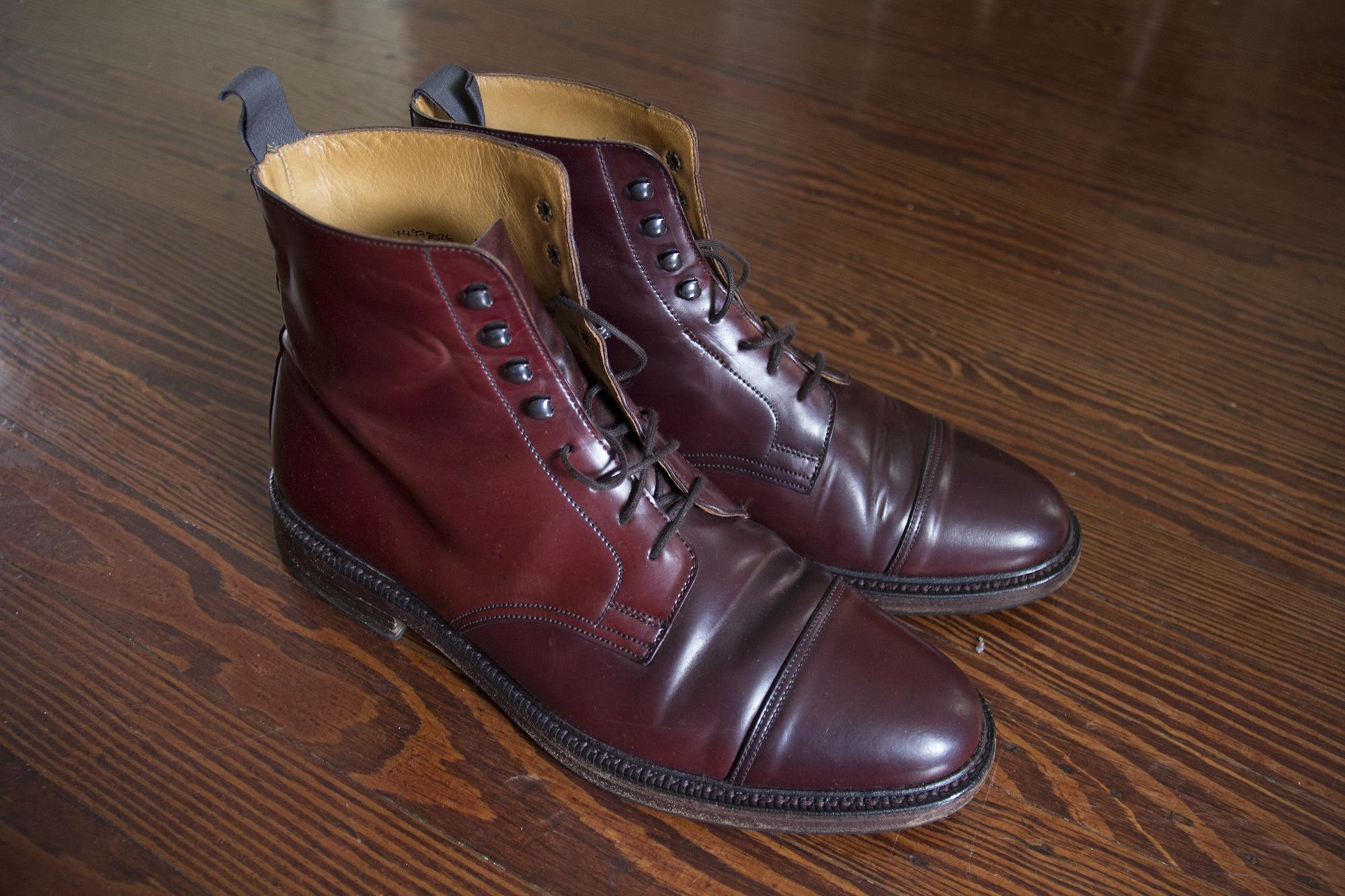 peal and co shoes review