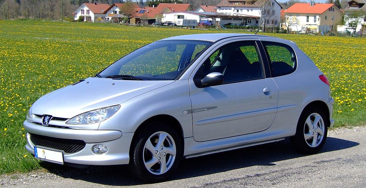 peugeot 206 1.9 diesel review