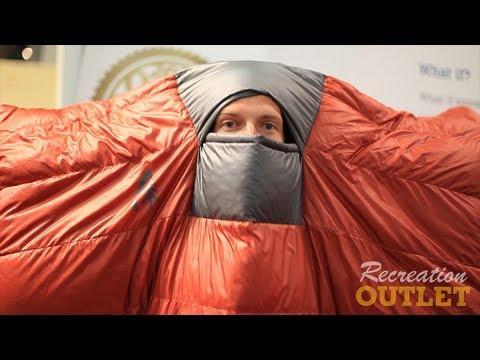 rab neutrino endurance sleeping bag review