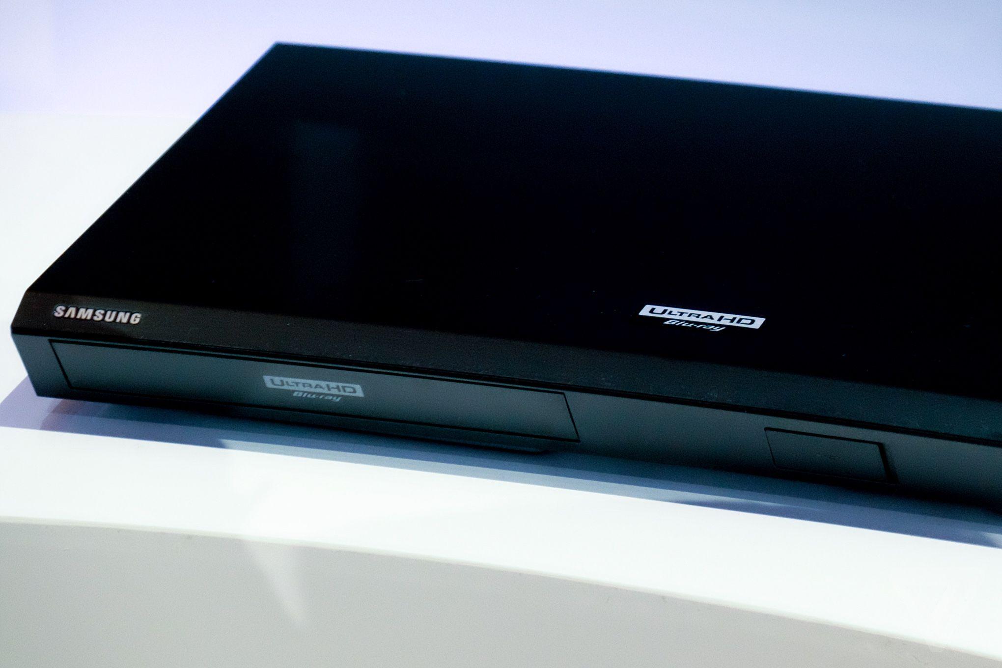 samsung 4k blu ray player review