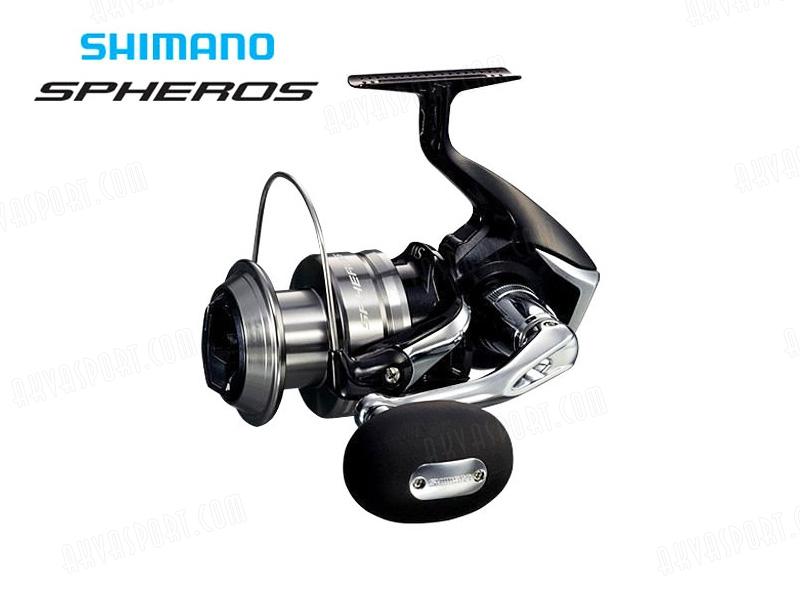 shimano spheros 8000 sw review