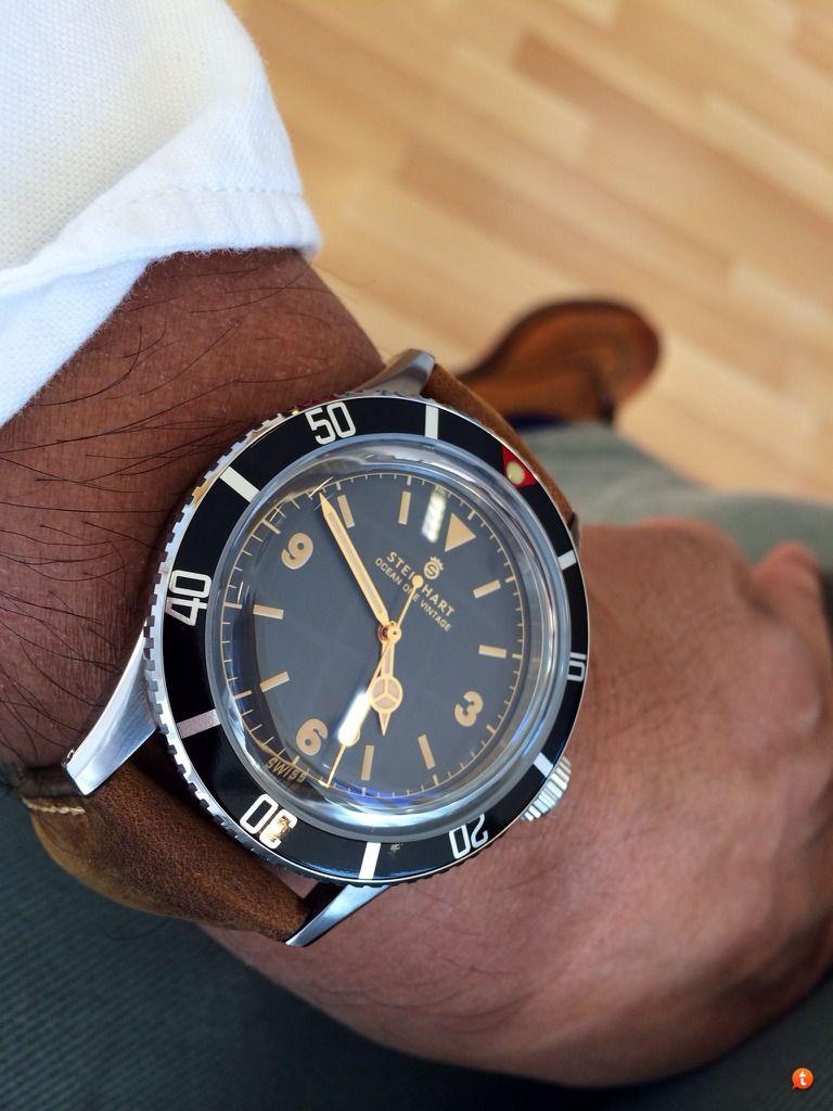 steinhart ocean 44 automatic review