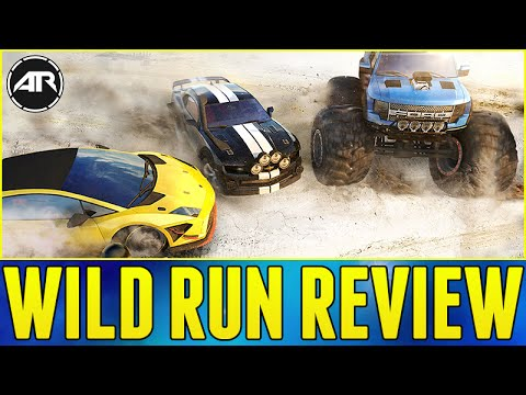 the crew wild run review