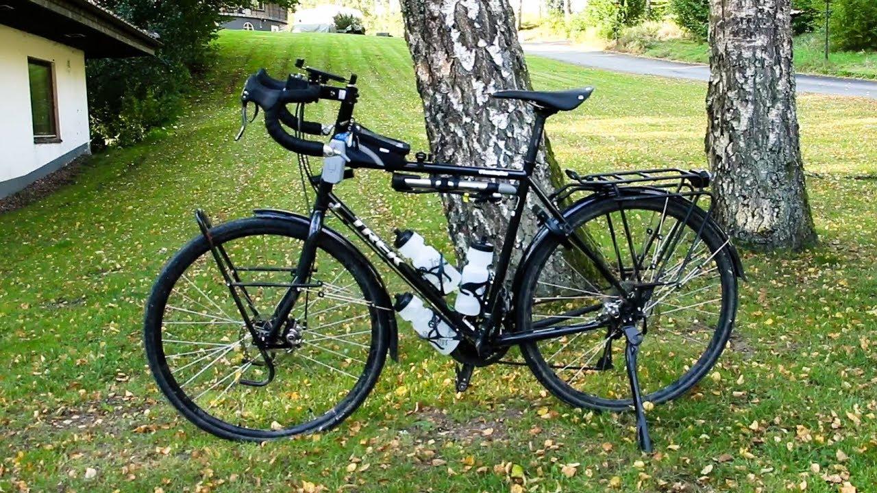 trek 520 touring bike review