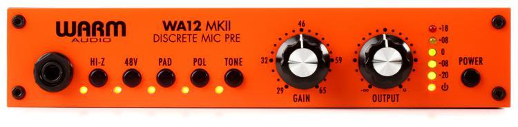 warm audio wa12 mkii review