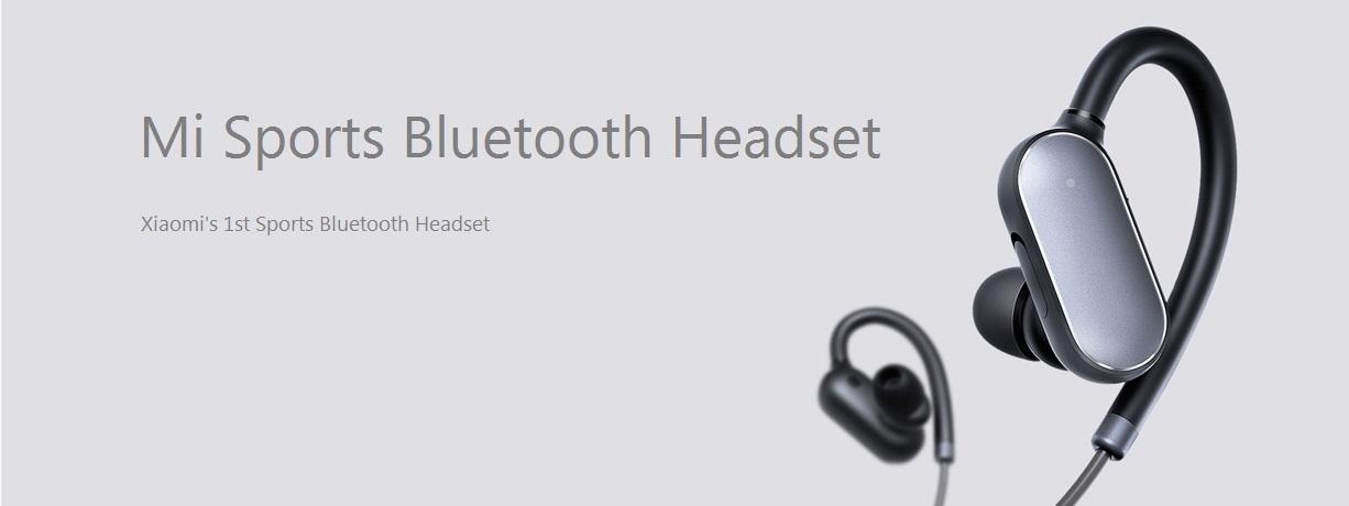 xiaomi mi sports bluetooth headset review